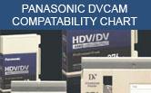 Panasonic-DVCAM-Compatibility-Guide