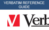 Verbatim-Reference-Guide