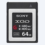 Sony QDG64E/J Memory Card G Series 440MB/s